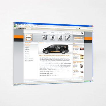 Webdesign | Industrie