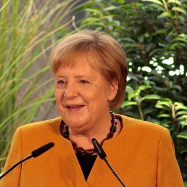 Pressefotos Bundeskanzlerin