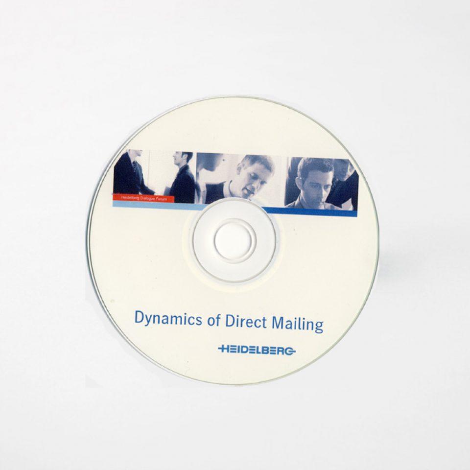 DVD-Produktion | HDM