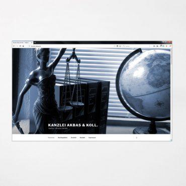 Webdesign | kanzlei-akbas.de