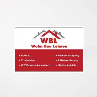 Printmedia | Visitenkarten WBL