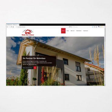 Webdesign | wohnbau-leimen.de
