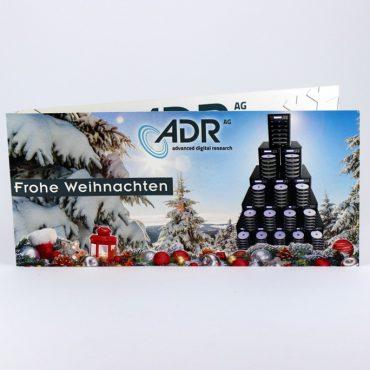 Weihnachtskarten | ADR AG